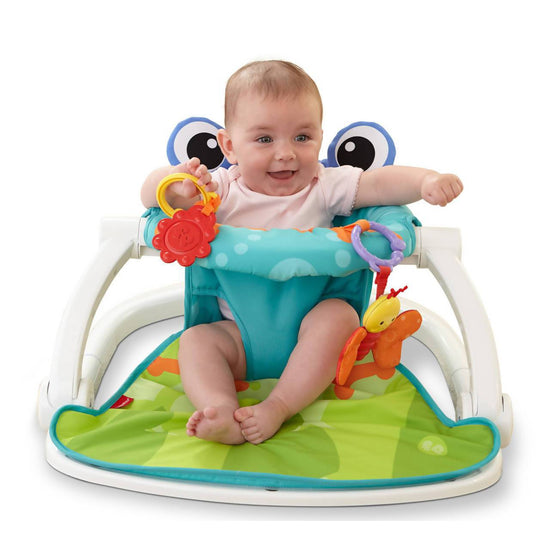 Fisher Price Sit Me Up Floor Seat - Cuddlecircle