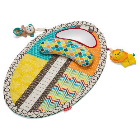 Infantino Baby Mat Tummy Time Measure Growth - Cuddlecircle