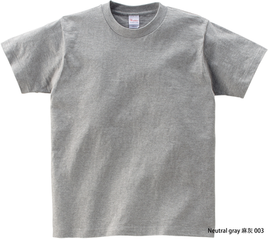MECILLA [*00036-CVT] HEAVY WEIGHT TEE-SHIRT