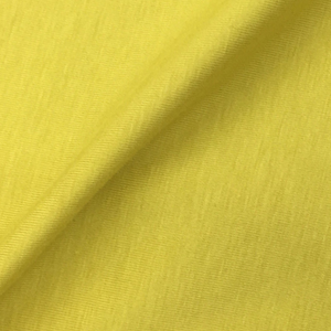 Modal Cotton Spandex Single Jersey (Yellow)