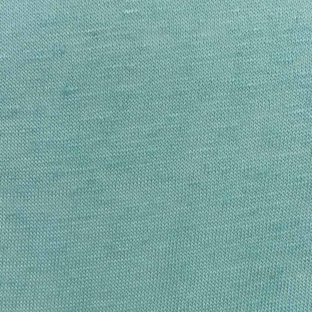 Viscose Linen Jersey(Light Green)