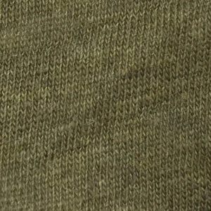 Cotton Linen Single Jersey (Green Brown)