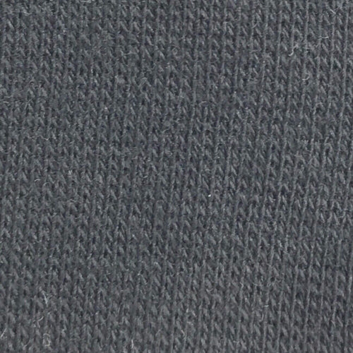 Organic Cotton Spandex Fabric (Black, Grey, Offwhite)