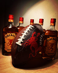 Fireball Leather American Football