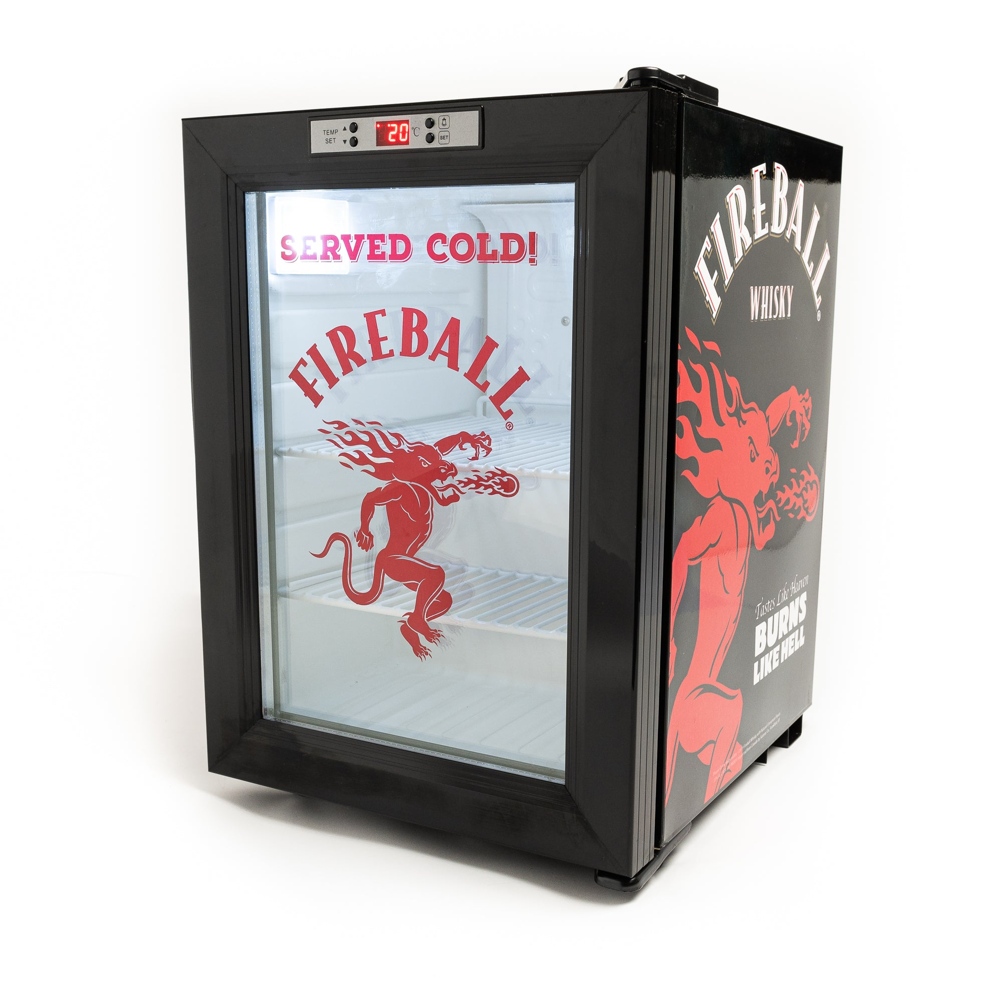 The Fireball Freezer