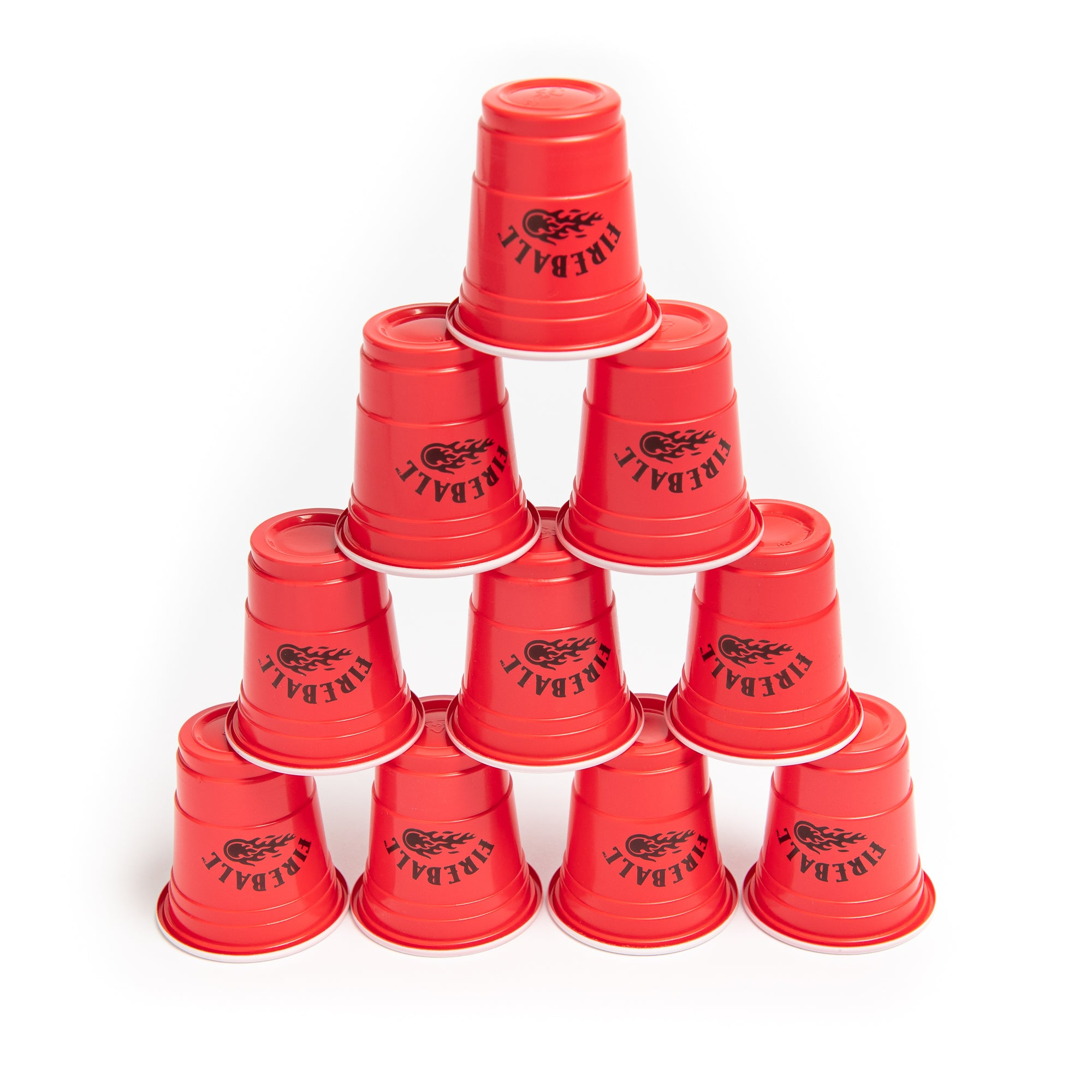 Fireball Mini Redds Cups