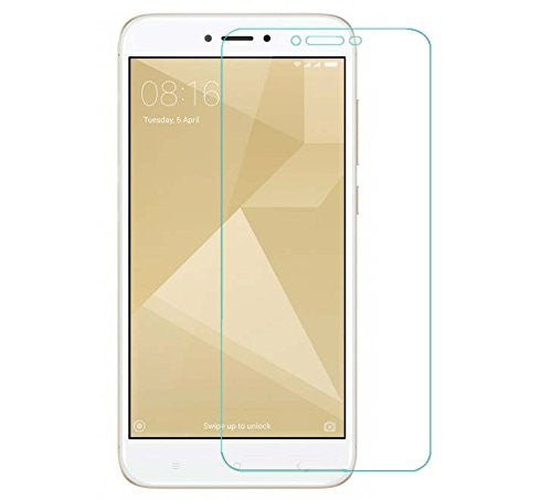 Chevron Tempered Glass Screen Protector Guard For RedMi 4