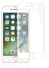 For Apple iPhone 7 4D Full Body Tempered Glass Screen Protector by Chevron [With Installation Kit & Replacement Warranty] Available For iPhone 7 Plus, 6 Plus, 6S Plus, 6, 6S Also