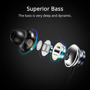 Chevron Deep Bass Wireless Sports Bluetooth Earphones with Stereo Sound and handsfree mic (Midnight Black)