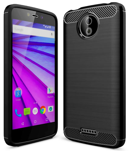 Moto C Plus Back Cover