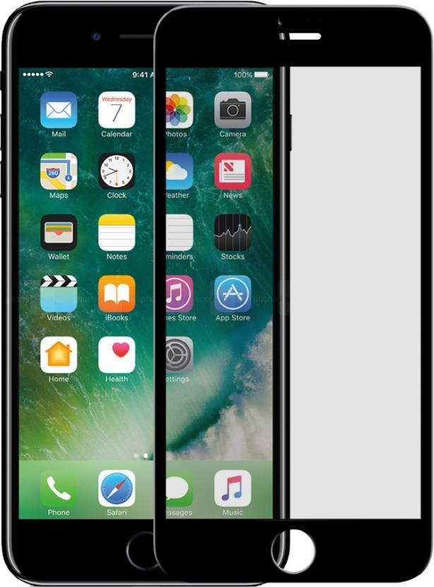Chevron Tempered Glass Screen Protector For Apple iPhone 7 Plus