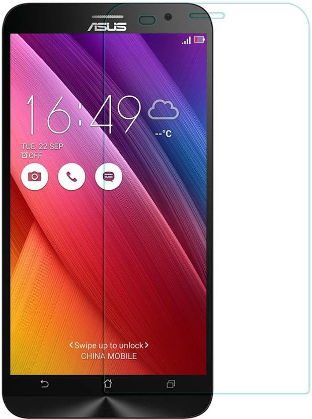 Chevron Tempered Glass Screen Protector Guard For Asus Zenfone Max ZC550KL