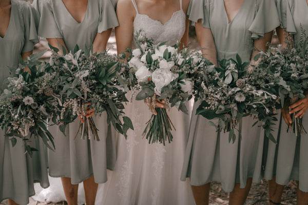 The Wild Flower Weddings_Bridal Bouquets