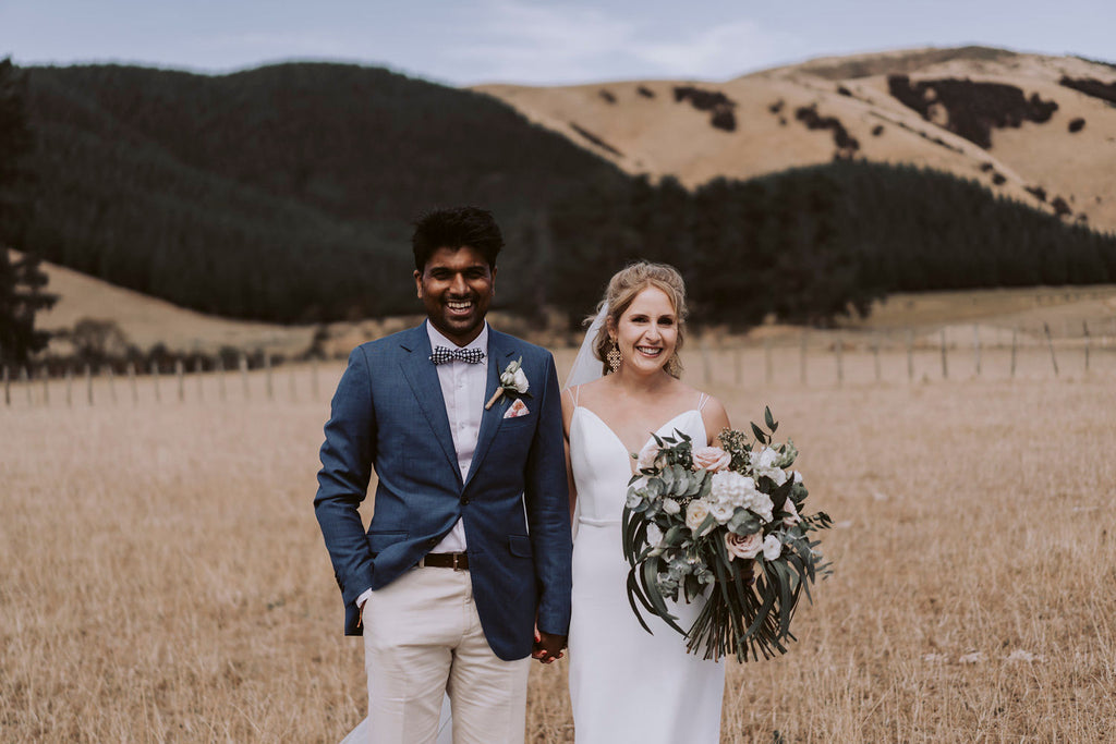 The Wild Flower Weddings - Madeleine + Ankit