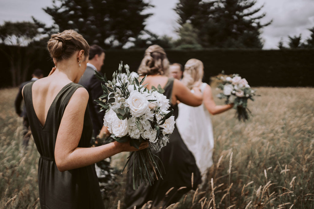 The Wild Flower Weddings - Bridal Party Bouquet