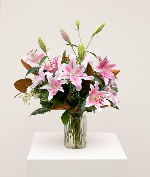 "The ""Lily Bouquet"""