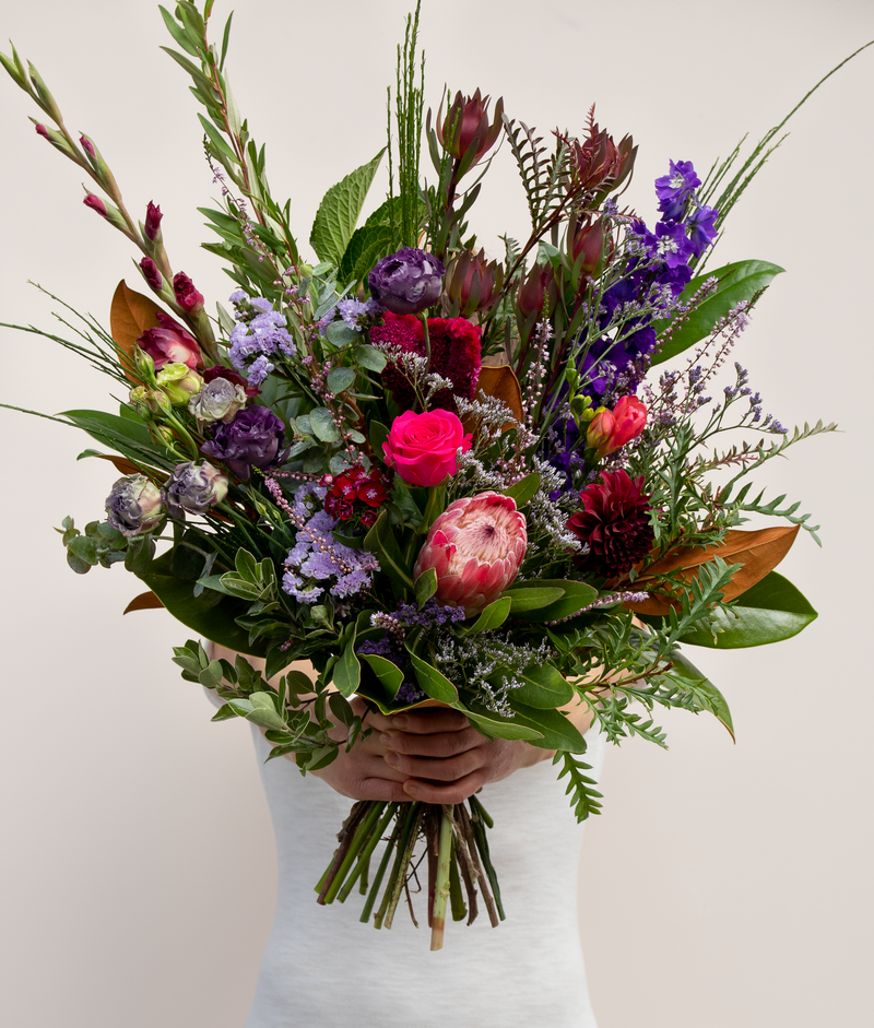 "The ""Signature Wild Flower Arrangement"""