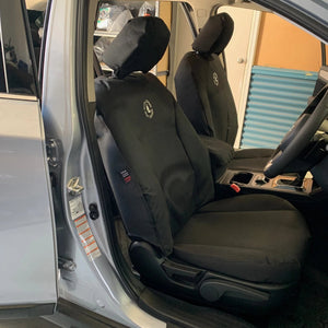 SUBARU OUTBACK CANVAS SEAT COVERS - 2019