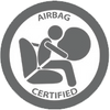 Airbag Certified Icon