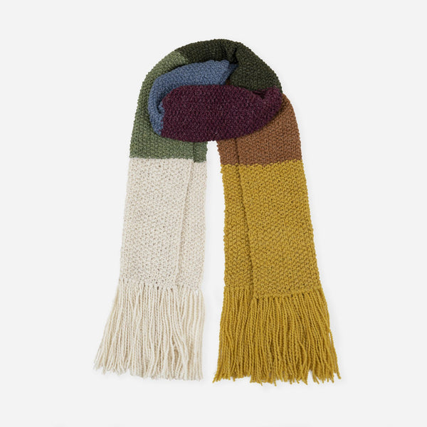 La Paz Long Scarf Multicolour