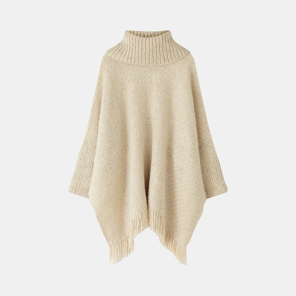 Palermo Poncho With Sleeves