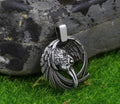 Huginn's Necklace™ - Viking Raven Necklace