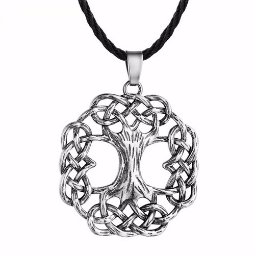 Yggdrasil's Bond™ - Viking Tree Necklace