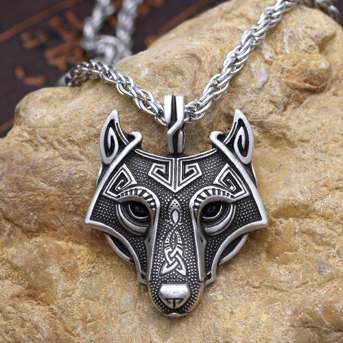 Geri's Necklace™ - Viking Wolf Necklace