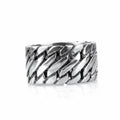 Muninn's Feathers™ - Viking Steel Ring