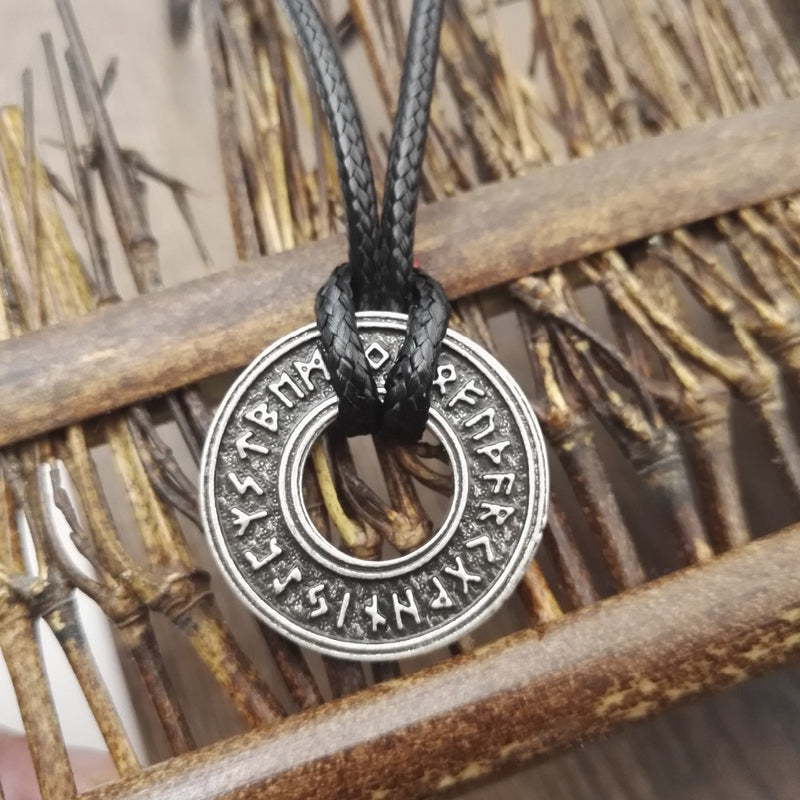 The Younger Futhark™ - Viking Rune Necklace