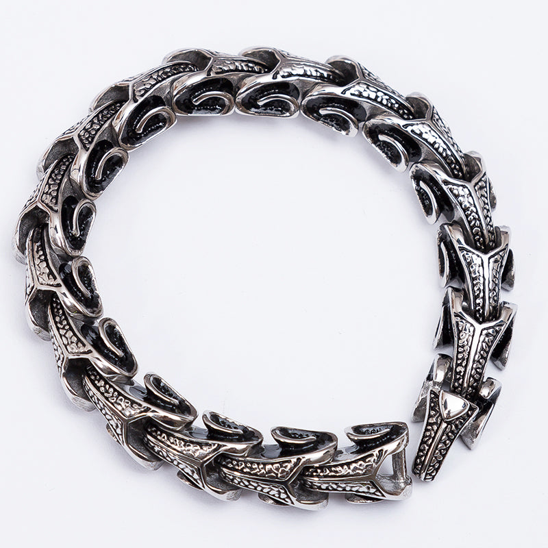 aee04b3699eb0 Ragnar Lothbrok's Way™ - Viking Stainless Steel Bracelet