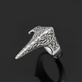 Raven Soul™ - Stainless Steel Viking Raven Ring