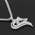 The Soul of the Wolf™ - Stainless Steel Viking Wolf Necklace