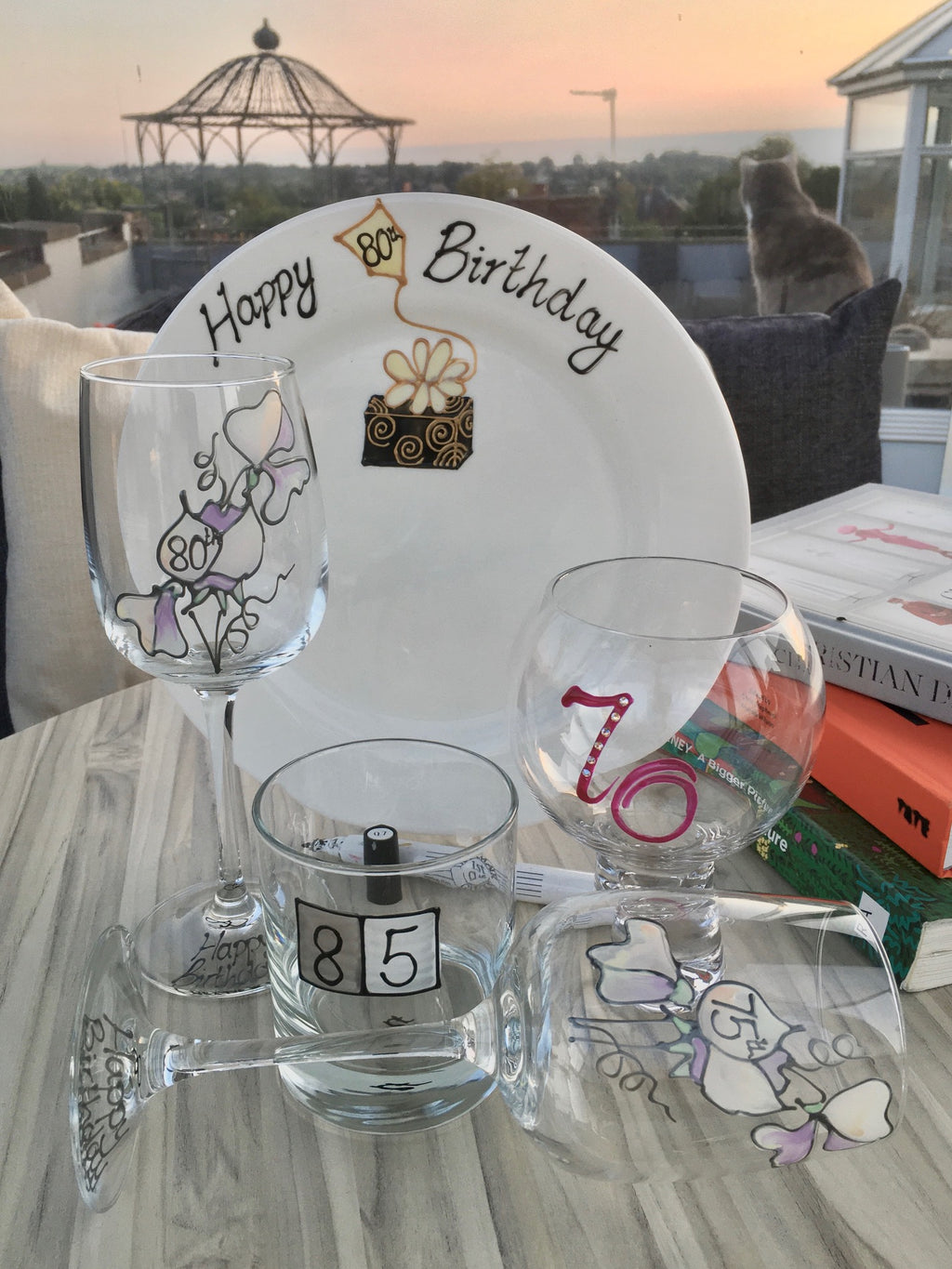 70th, 75th, 80th & 85th Birthday Gifts