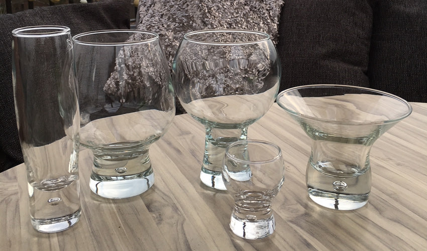 Drinking Glasses for the Home