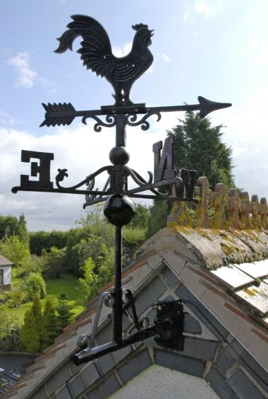 Weather vanes Back in Stock