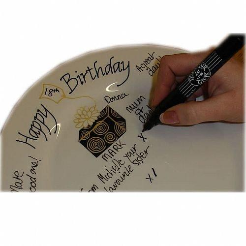 Signing Plate Example