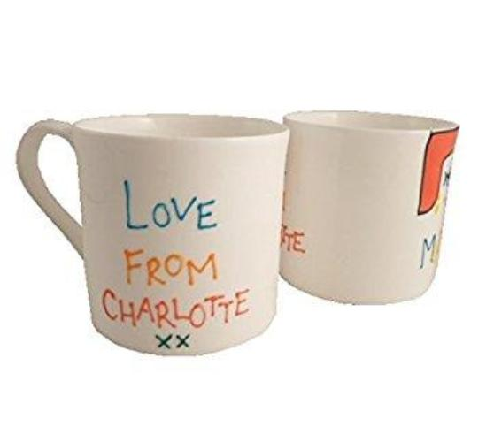 Personalised Gift Godmother China Mug: (Cami)