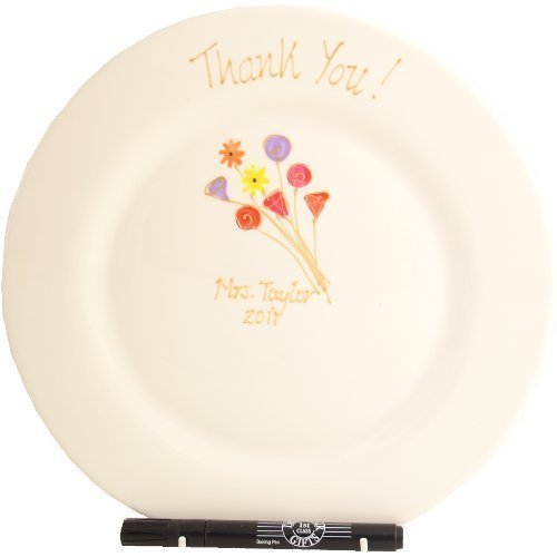 Thank You Gift Signature Plate Rd