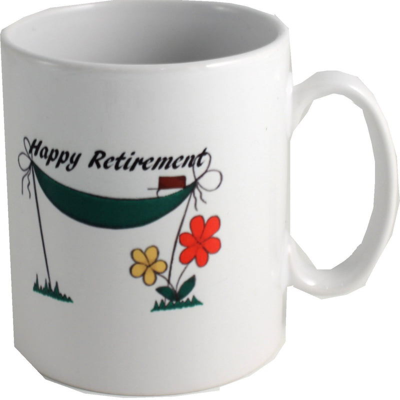 Retirement Design Gift Ceramic Mug: