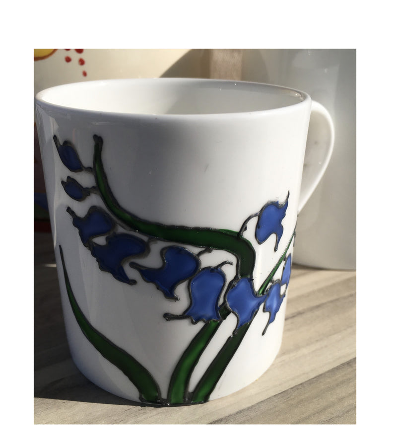 Bluebell China Mug