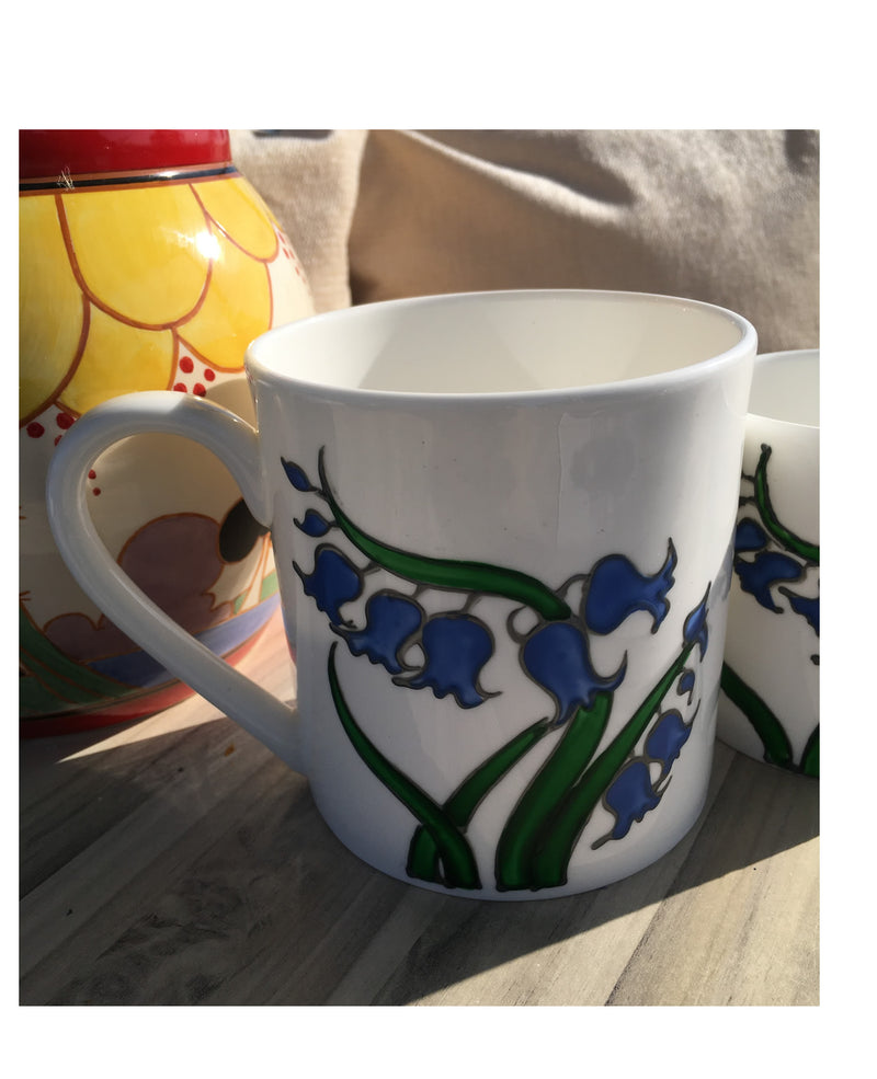 Bluebell China 1 Pint Mug