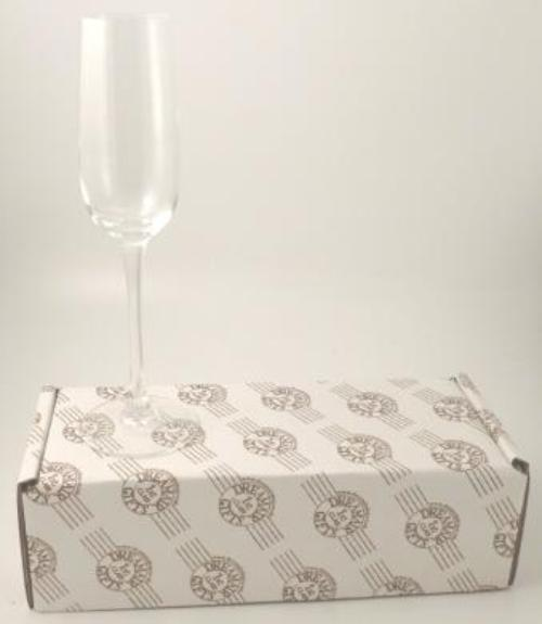 Champagne/Flute Drinking Glass Titanium Crystal: Luxury with Crystals