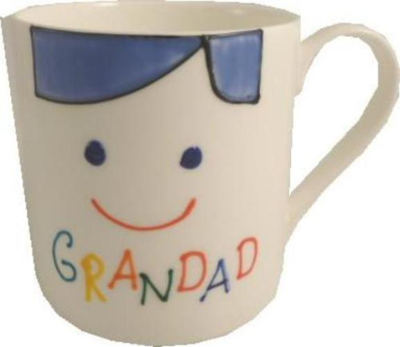 Grandad China Mug (Cami Brights)