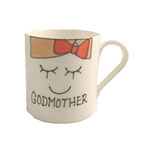 Godmother China Mug (Cami)