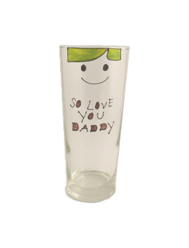 So Love You Daddy Pint Glass