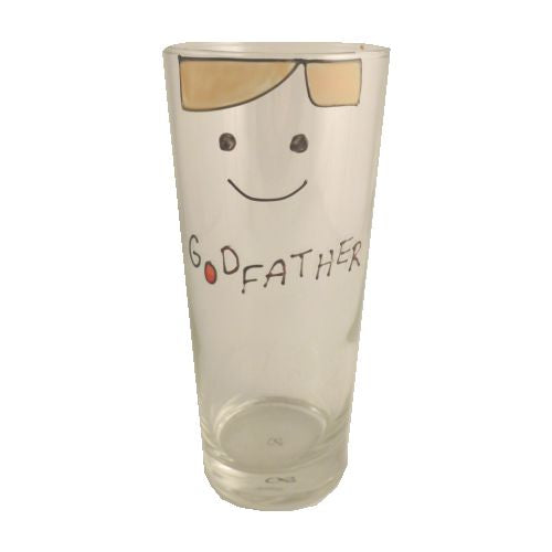 Godfather Pint Glass (Cami)