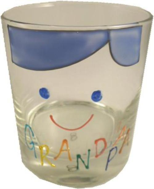 Grandpa Whisky Glass (Cami Brights)