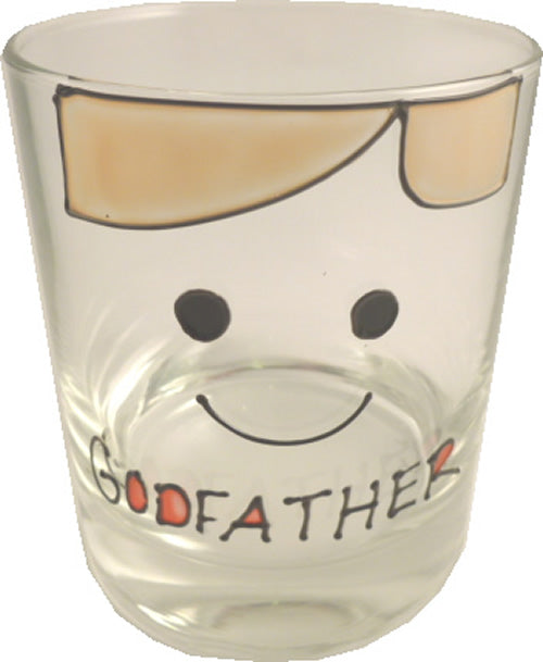 Godfather Whisky Glass (Cami)