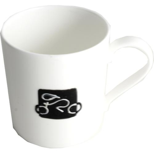 Cycling China Hand Painted Mug: